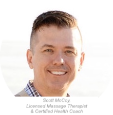 Scott McCoy Male Massage Therapist and Health Coach